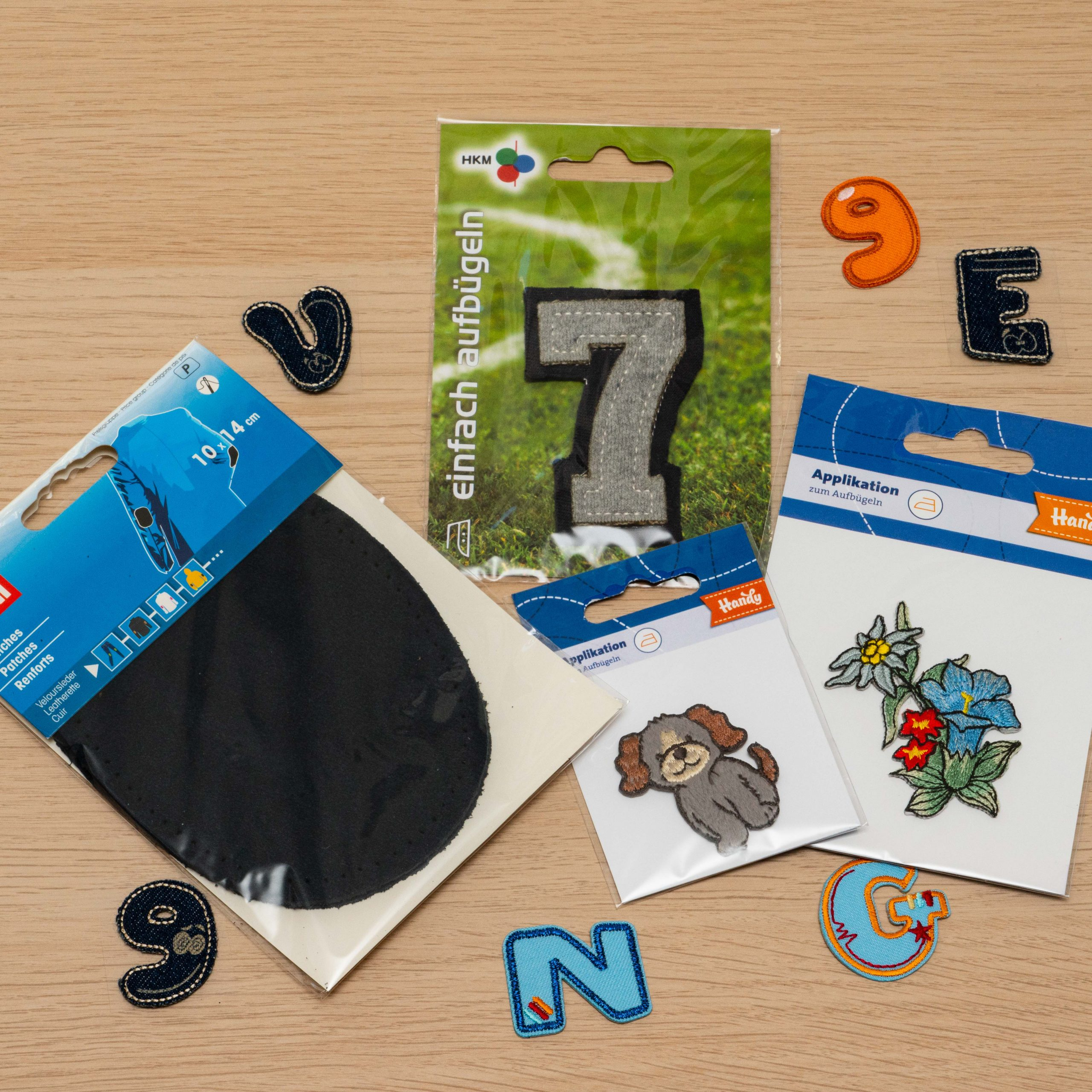 Applikationen & Patches